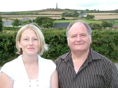Clrs Tracey Butler and Ray Hancock - Click image to join the Lib Dems today!