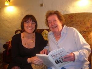 Julia Goldsworthy MP and Rosemary Sykes